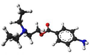 Раствор димексида с новокаином