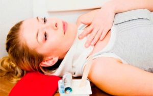 компресс с димексидом на горло ребенку